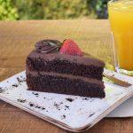 Tarta de Chocolate Vegano
