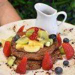 Pancakes Dulces Caseros * Opción Vegana